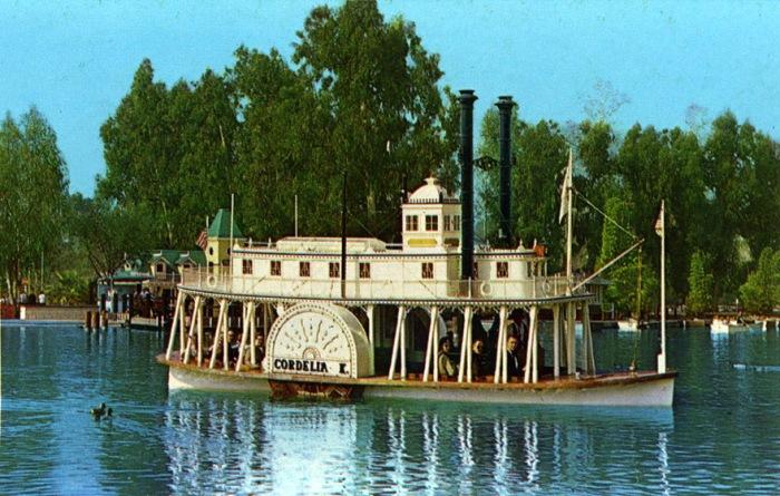 mesteamboat