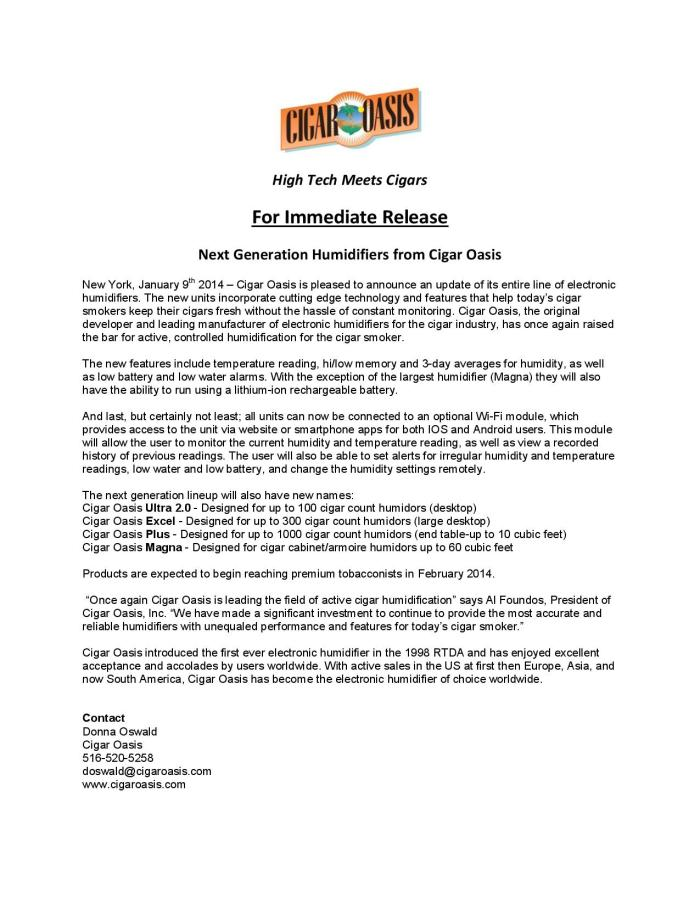 Cigar Oasis Next Generation Press Release-page-001