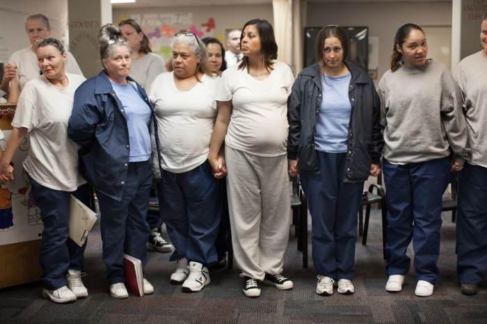 02 Regina Zodiacal - Pregnant in Prison Prisoners Child Childcar
