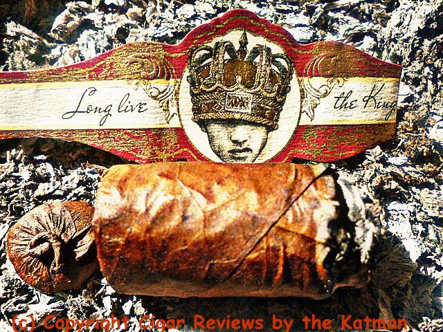 Caldwell Cigar Co Long Live The King Cigar Review