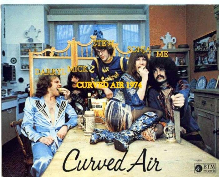 curveair