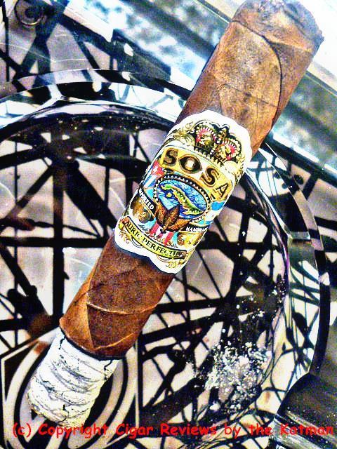 Sosa Auric Barber Shop Pole Cigar Review Cigar Reviews