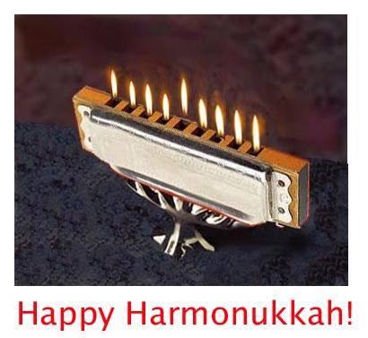 harmonukkah