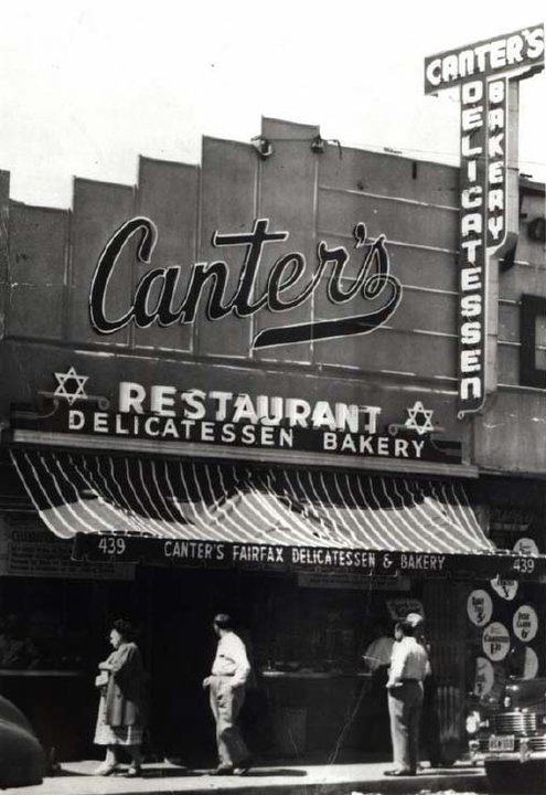 canters