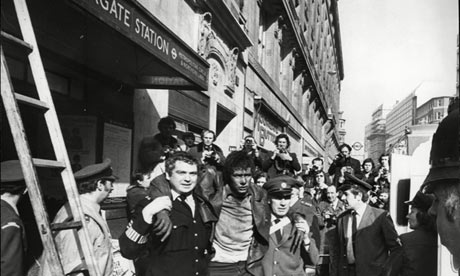Moorgate tube station disaster, 1975