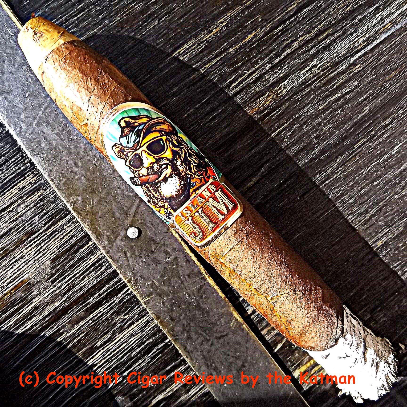 23bb0c1659 Island Jim  2 by Oscar Valladares Tobacco and Company
