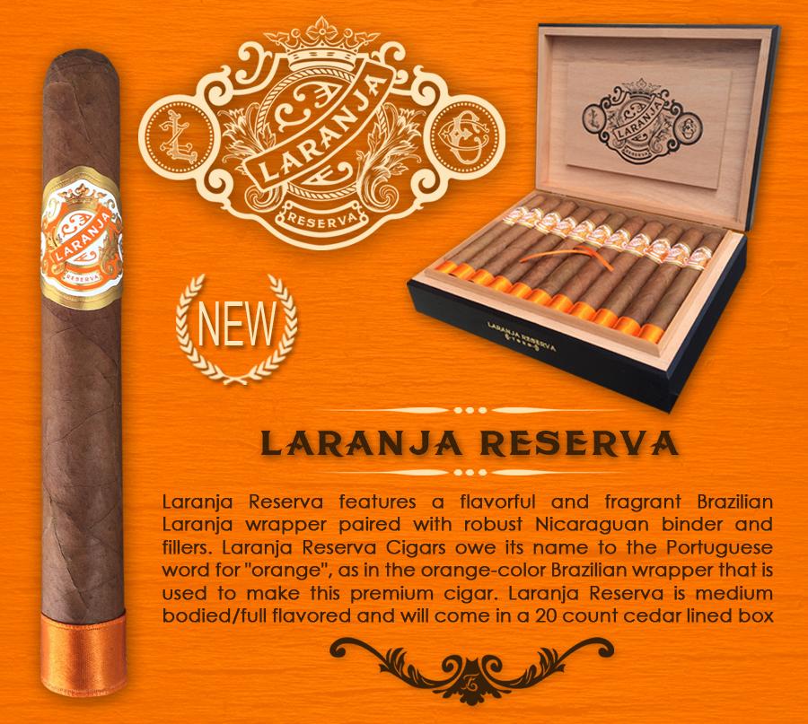 Cigar Review: Laranja Reserva, Toro by Espinosa Cigars - Southern Ash