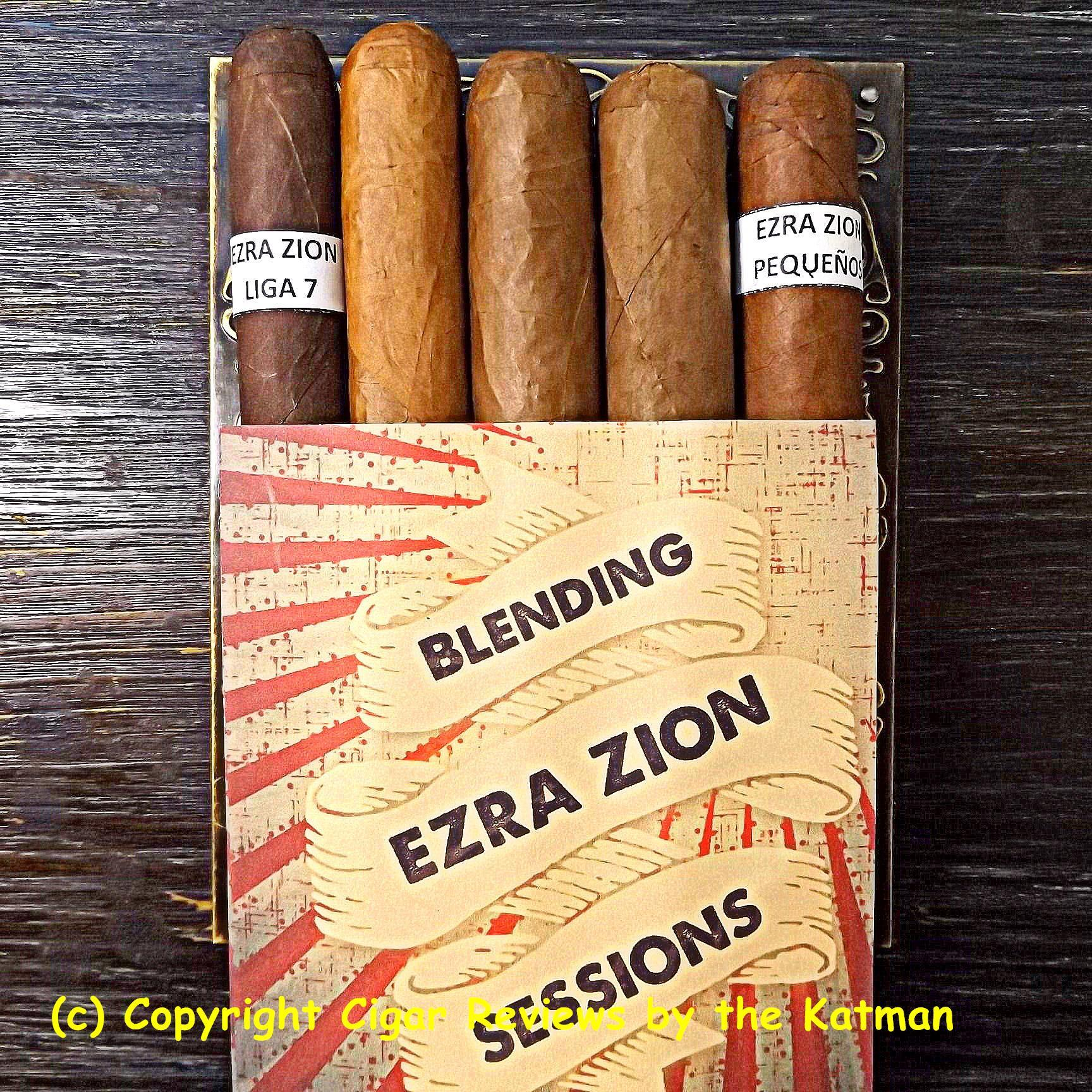 fb546ae71fcd5 Ezra Zion BLENDING SESSIONS Preview
