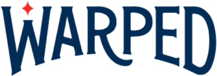Warped-Logo
