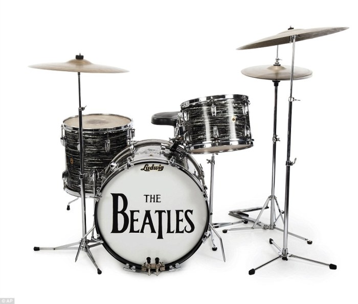 beatlesdrums