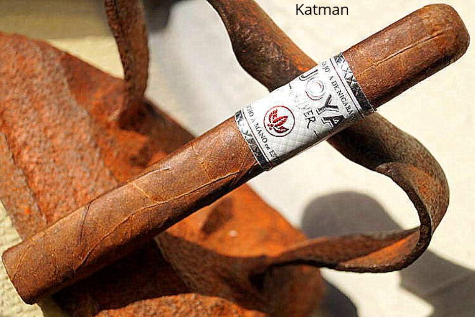Joya de Nicaragua Silver | Cigar Reviews by the Katman