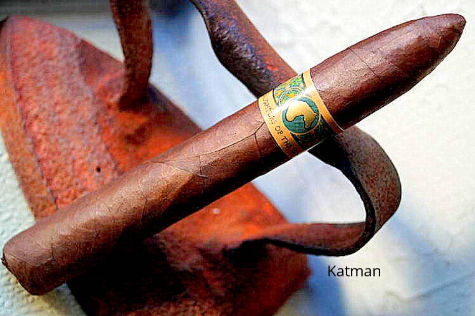 Bespoke Cigars Daughter of the Wind Calico | Cigar Reviews by the Katman