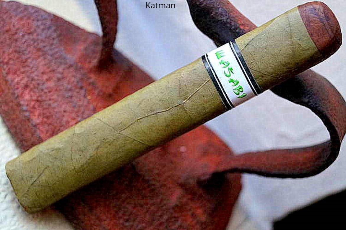 Espinosa Wasabi | Cigar Reviews by the Katman