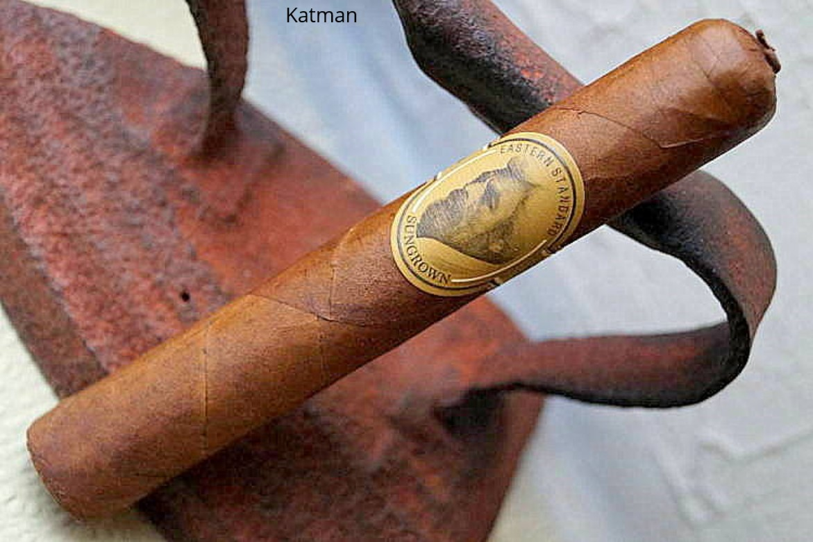 Caldwell Eastern Standard Sungrown | Cigar Reviews by the Katman