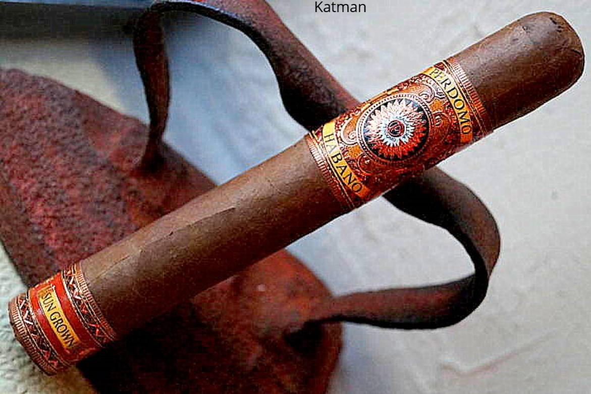 Perdomo Habano Barrel-Aged Sun Grown | Cigar Reviews by the Katman