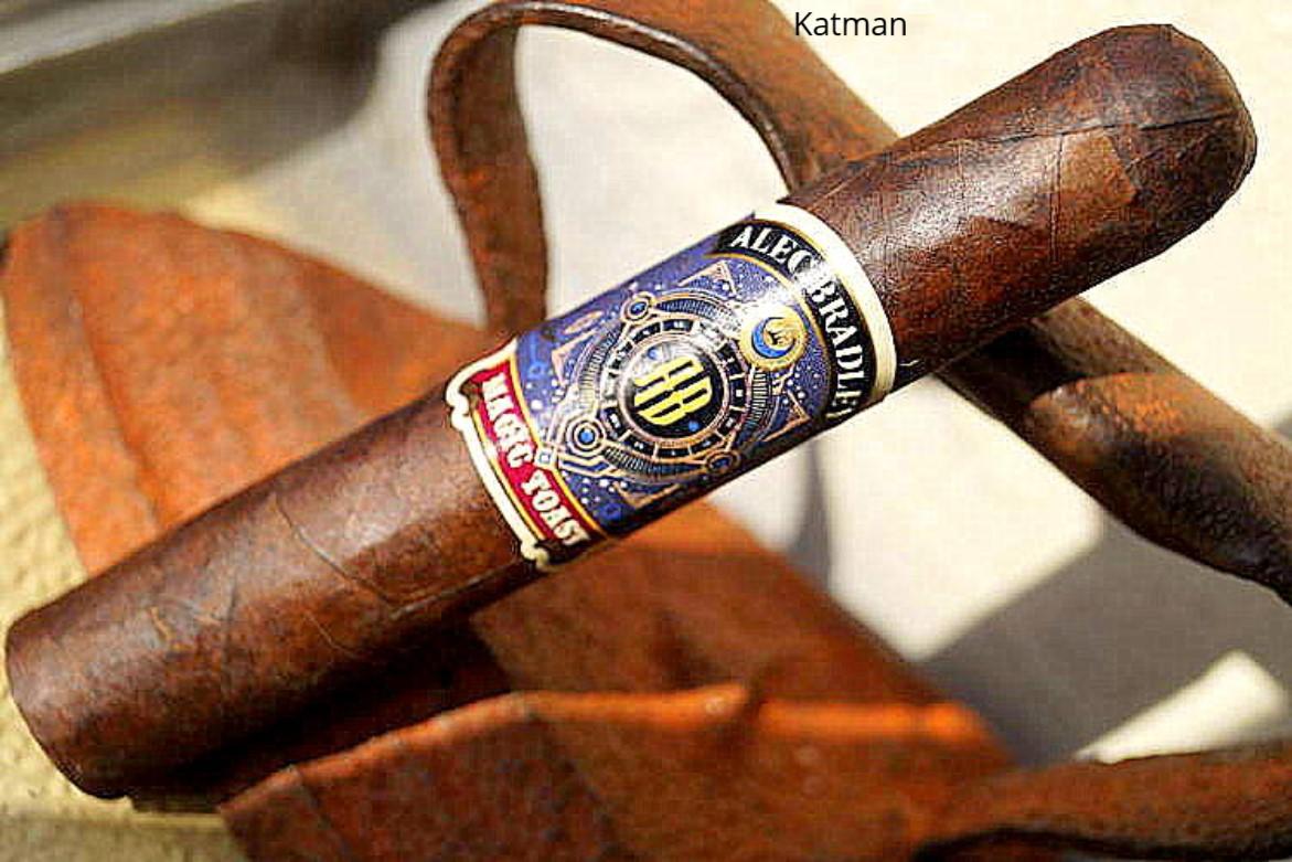 Alec Bradley Magic Toast | Cigar Reviews by the Katman
