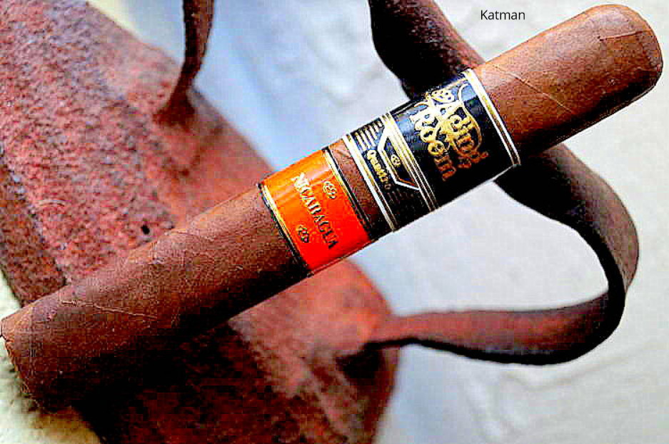 Aging Room Quattro Nicaragua   Cigar Reviews by the Katman   Cigar Reviews  by Phil 'Katman' Kohn