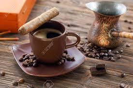 coffee cigar